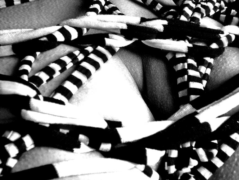 Xtineboileau christine boileau corps noir et blanc