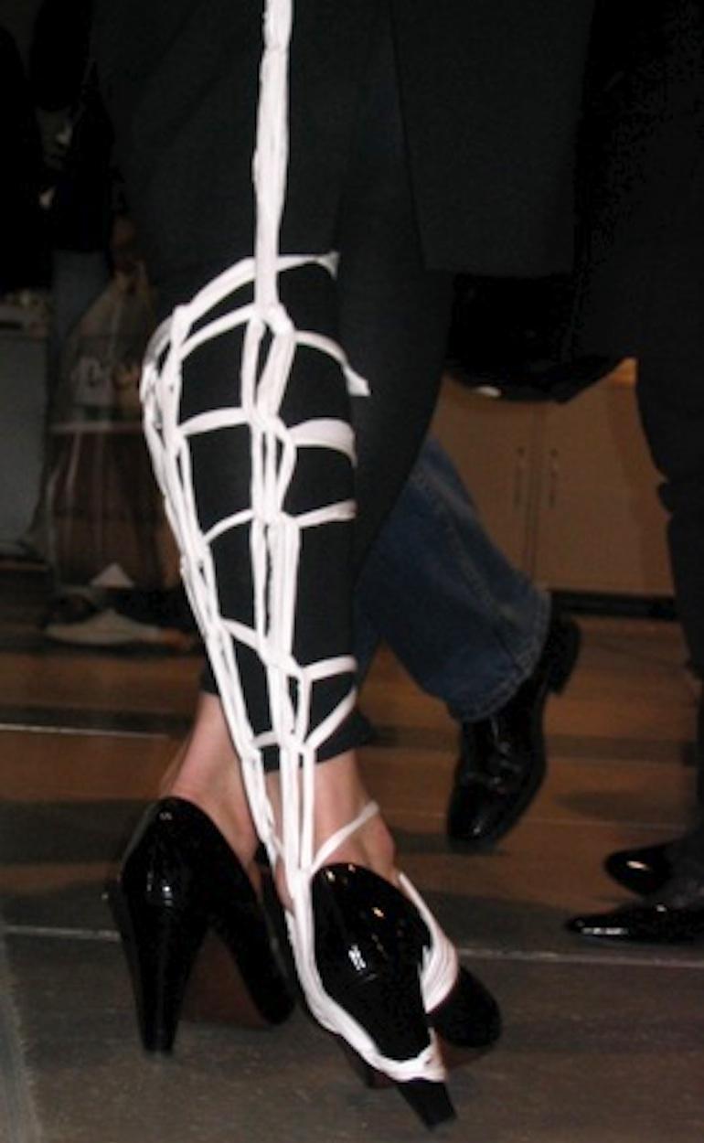 Christine Boileau xtineboileau performance tricoton
